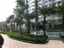 Cho thuê căn hộ vinhomes central park 2 phòng ngủ, tòa Park2, view sông, hồ bơi, giá 800 usd