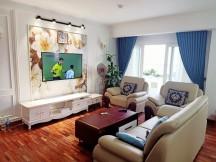 Cho thuê căn hộ The Sun Avenue,giá 14tr/tháng