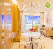 Cho thuê căn hộ An Khánh,Quận 2,giá 10tr/tháng,77m2