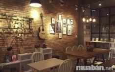 Sang Quán Cafe Nguyễn Văn Hưởng 300m2, Đầy đủ đồ dùng kinh doanh.