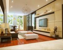 Cho thuê nhà phố quân 2, Nhà thiết kế phong cách hiện đại, sang trọng, giá 20 triệu/tháng