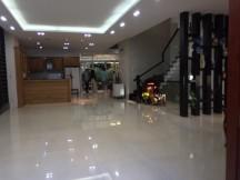 Nhà đẹp mới xây, 6 lầu, đang hoàn thiện phường An phú, Giá: 5000$
