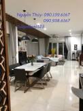 Cho Thuê nhà có sân vườn - gara, MT 9m Phường Bình An, 1 lầu, 4PN , giá 30 triệu/tháng .