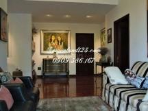 Cho thuê Nhà đối diện chung cư AN Khang Phường An Phú . Giá 40 triệu/tháng .