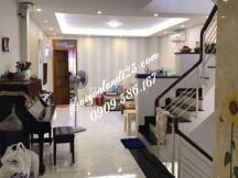 Nhà ở 215B Nguyễn Văn Hưởng Phường Thảo Điền CHo thuê