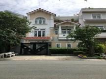 Cho thuê nhà số 18C khu dân cư Thảo Điền