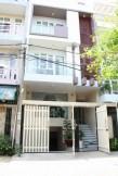 Cho thuê nhà mặt tiền đường số 5, P. An Phú, Q2, DT 100m2. Giá 35tr/th